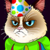 Grumpy Cat - Online Cat Dress Up Games