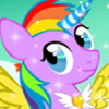 My Sweet Little Pony - Pony Dress Up Games