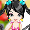 Cute Rock Star - Rock Star Fashion Games