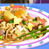 Pineapple Fried Rice - Fun Online Cooking Games