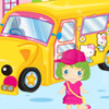 School Bus Design - Fun Decoration Games For Girls