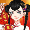 Chinese Spring Festival - Chinese Fashion Dress Up Games