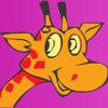 Giraffe Adventure - Animal Skills Games