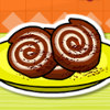 Ice Cream Rolls - Brownie Cooking Games Online