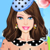 Barbie's Dotted Dresses - Play Barbie Fashion Games