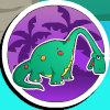 Dinosaur Memo - Fun Memory Games For Girls