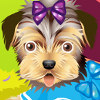 Vivian And Her Cute Pets - Online Pet Dress Up Games
