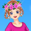 Floral Style - Floral Fashion Dress Up Games