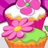 Flower Garden Cupcakes - Cupcake Cooking Games For Girls