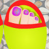 Alicia's Pedicure Fun - Pedicure Games Online