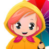 Raindrop Rush - Fun Catching Games