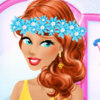 Beautiful Spring Princess - Princess Makeover Games