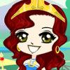 Princess Catharina - Online Princess Dress-up Games