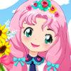 Cute Flower Princess - Online Princess Dress Up Games