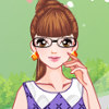 Fashionable IT Girl - Play Girl Dress Up Games