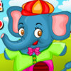 Adorable Elephant - Pet Dress Up Games Online