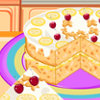 Banana Split Cake - Play Cake Cooking Games