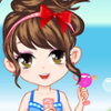 Blowing Bubbles - Spring Fashion Dress Up Games Online