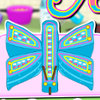 Butterfly Birthday Cake - Fun Cake Cooking Games