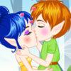 Fairy Kissing - Fairy Kissing Games For Girls