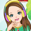 IGirl - IPhone Girl Dress Up Games