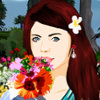 Rosy Rebecca - Play Flower Girl Dress Up Games