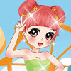 Cheerful Day - Play Girl Dress Up Games