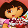 Dora's Tasty Cupcakes - Free Cupcake Decoration Games