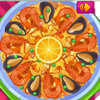 Spanish Paella - Best Cooking Games Online