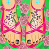Beautiful Pedicure - Online Pedicure Games
