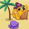 Kingdom Of Octopus - Fun Decoration Games