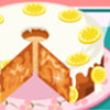 Lemon Sponge Cake - Play Cake Cooking Games Online