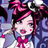 Draculaura In The Castle - Draculaura Dress Up Games