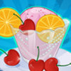 Cherry Vanilla Ice Cream - Ice Cream Cooking Games