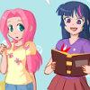 Magical Friends - Online Best Friends Dress Up Games