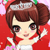 Wedding Peach Girl - Play Bride Dress-up Games