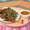 Thai Beef Salad - Free Salad Cooking Games