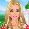 Barbie Colorful Make Up - Barbie Make-up Games