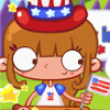 Independence Day Slacking - Best Skill Games For Girls