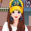 Baseball Cap Chic - Sports Fashion Dress Up Games
