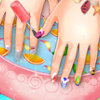 Summer Nails Spa - Nail Spa Games
