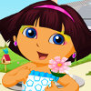Dora At Kindergarten - Play Dora Games