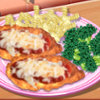 Chicken Parmesan - Free Online Chicken Cooking Games