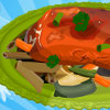 Glazed Salmon - Free Cooking Games Online