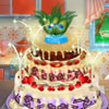 Ella's Wedding Cake - Cake Decoration Games