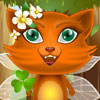 Charming Looking Fairy - Play Free Fairy Dress Up Games