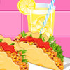 Fresh Salmon Tacos - Free Cooking Games Online