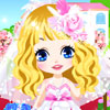 Romantic Little Bride - Bride Dress Up Games