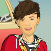 Louis One Direction - One Direction Dress Up Games