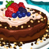 Yummy Chocolate Cheesecake - Cheesecake Cooking Games